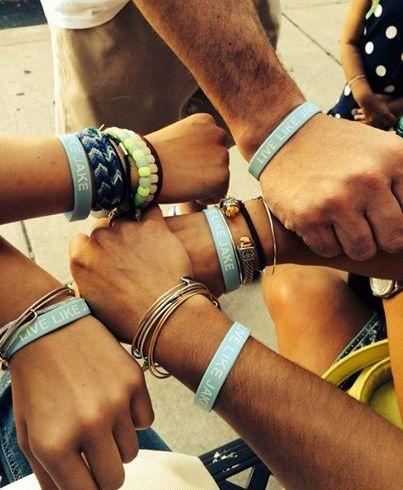Live Like Jake Bracelets