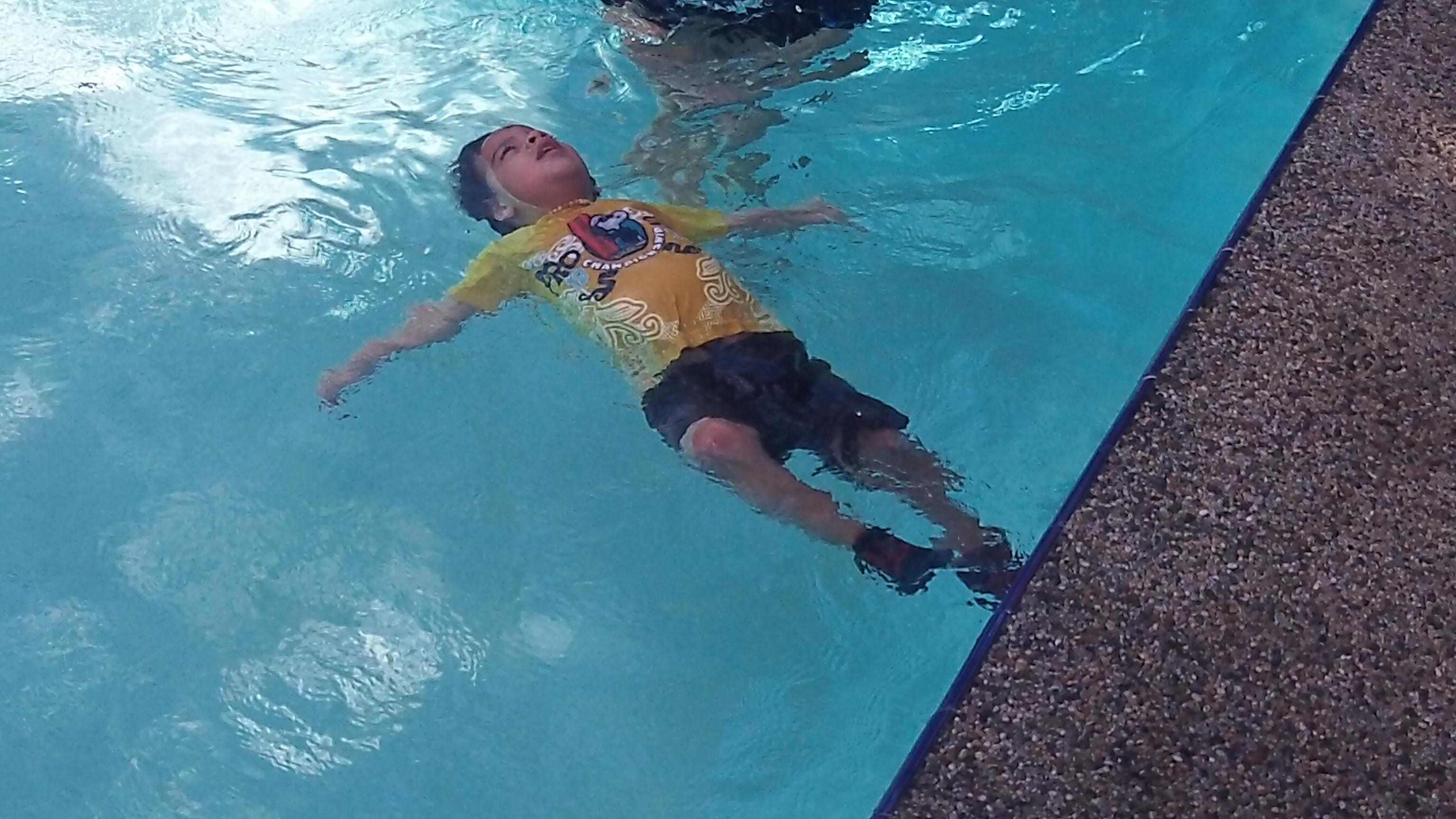 Landon float