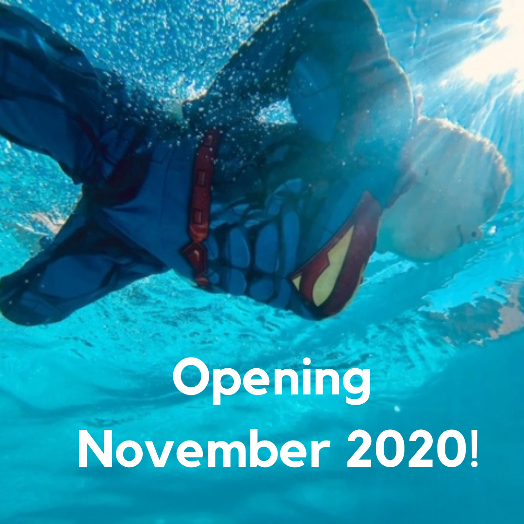 Opening November 2020!