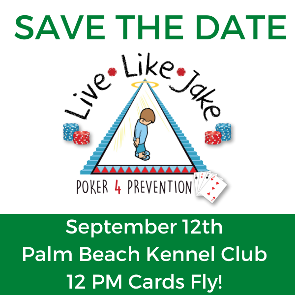 Poker Save the Date