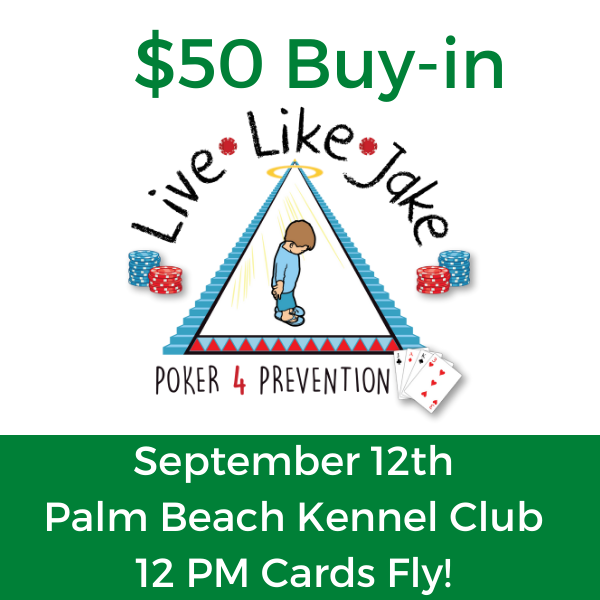 Poker Save the Date rev