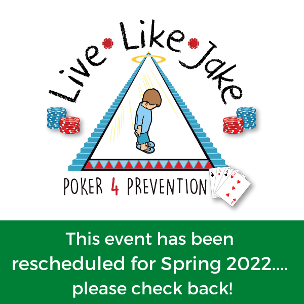 Poker Save the Date 2022
